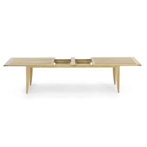11pc rectangular dining set