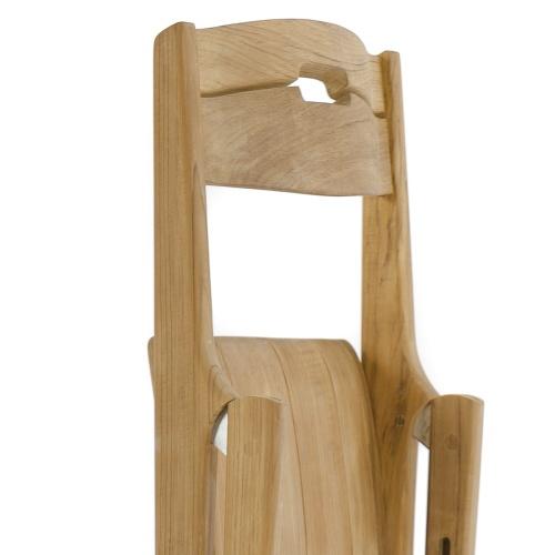 ... Teak Outdoor Folding Chairs ...