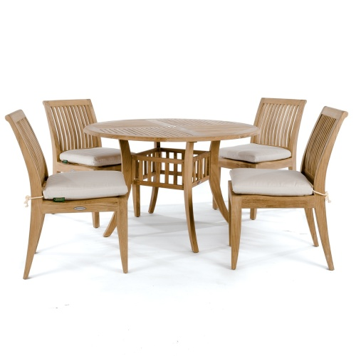 Dining Chair Set with Cushions