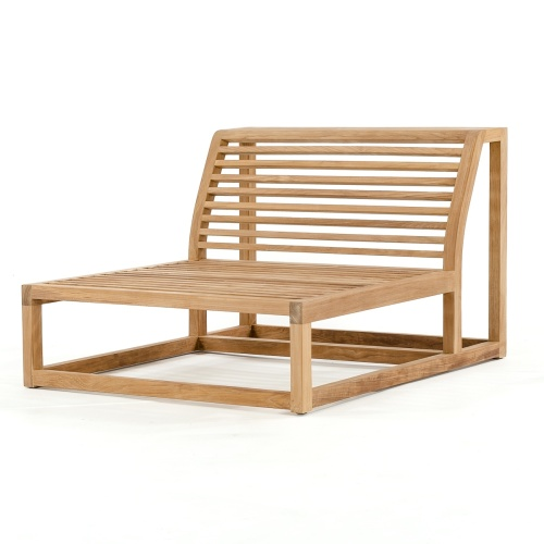 Teak loveseat Sofa