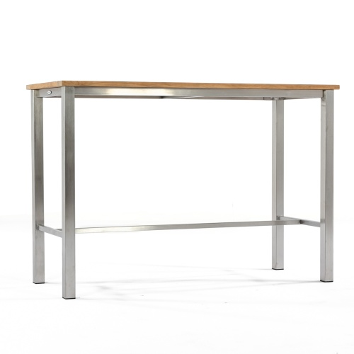 Commercial High Bar Console Table