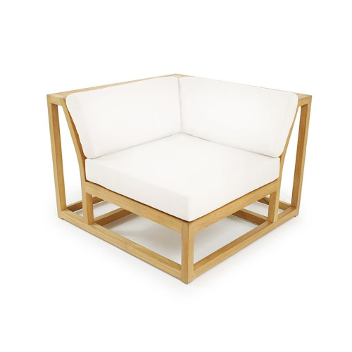 outdoor wooden sectional frames