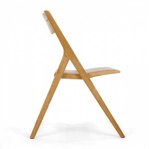 folding garden wood chair