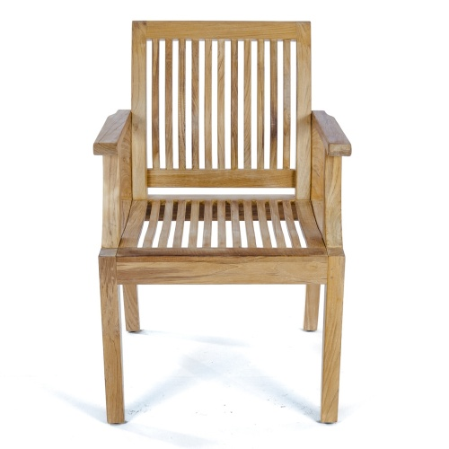 teak dining chair for boats