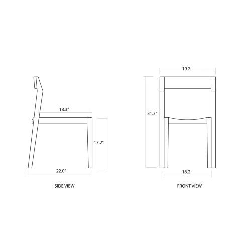 teak chair patio