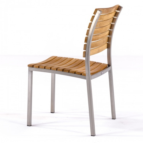 teak stackable harborside chair