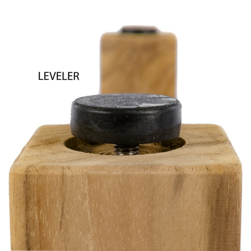 Folding Teak Chairs with Table