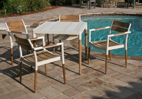 commercial grade powder coated outdoor furniture