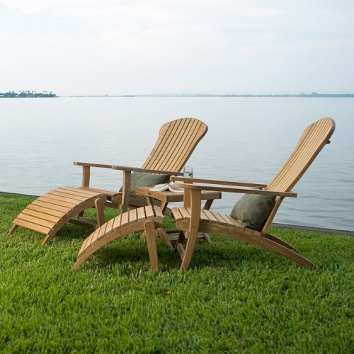 teak outdoor lounge furniture