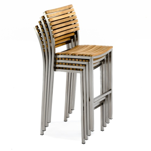 Vogue Stacking Bar Stool