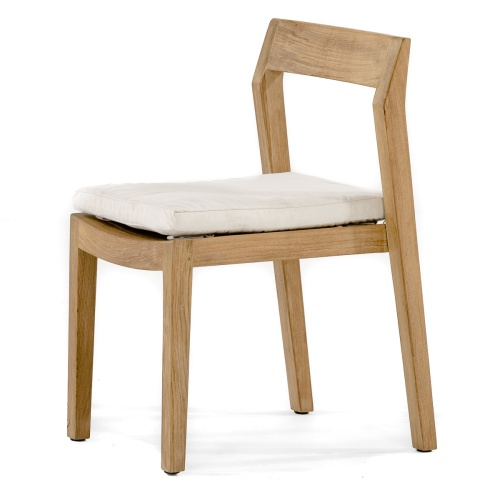 dining side chair teakwood