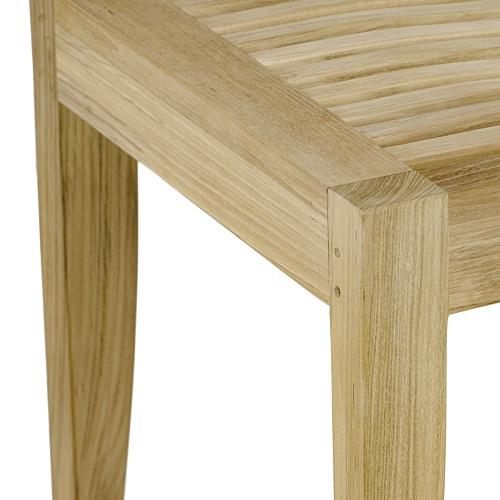 Teakwood Plantation Chair