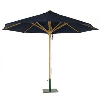 Teak Market Umbrellas