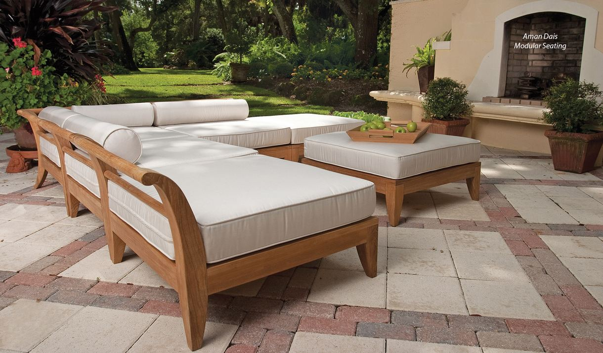 Teak furniture outdoor indoor garden patio furniture for Teak outdoor furniture