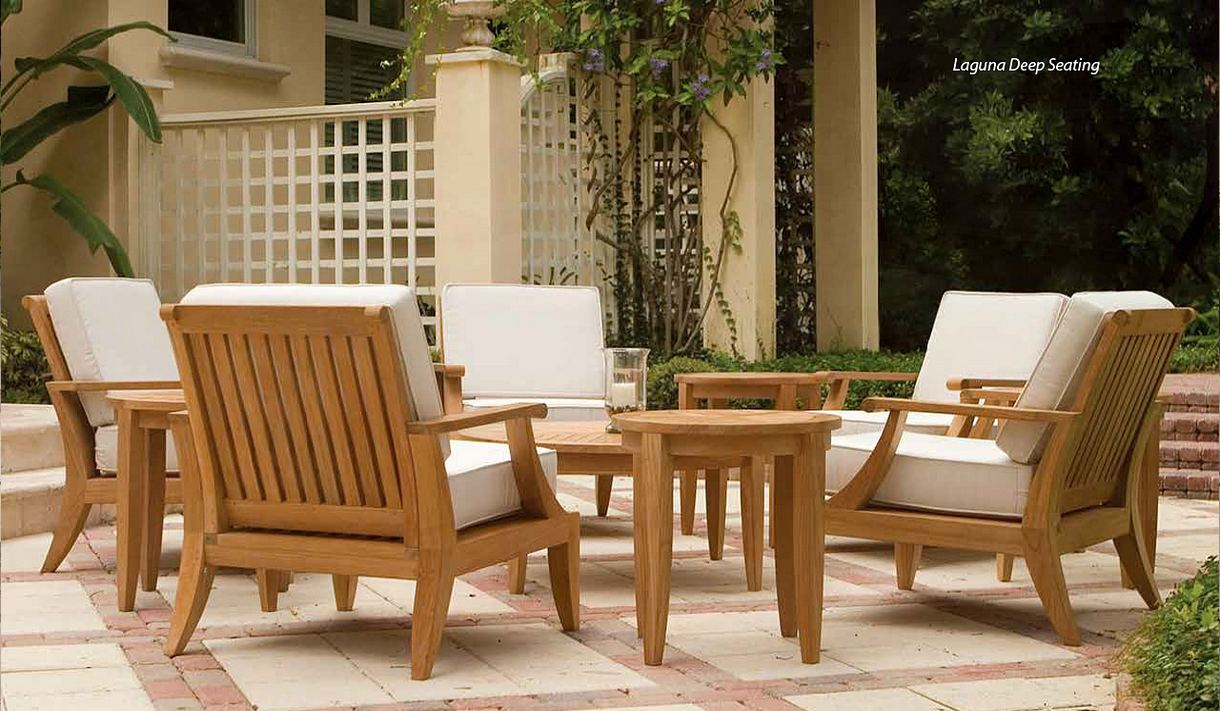 Teak furniture outdoor indoor garden patio furniture for Best rated patio furniture