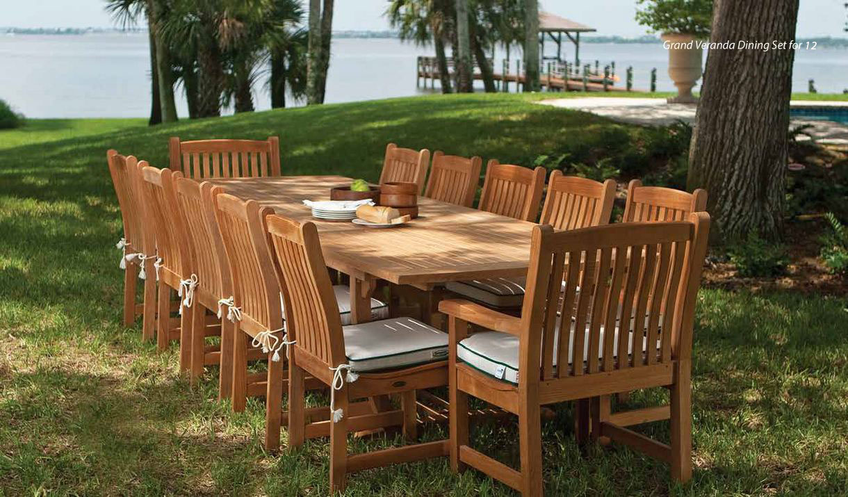 Teak Line Outdoor Furniture