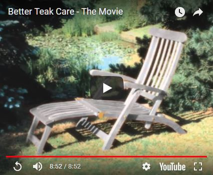 How To Care For Your Teak Funiture