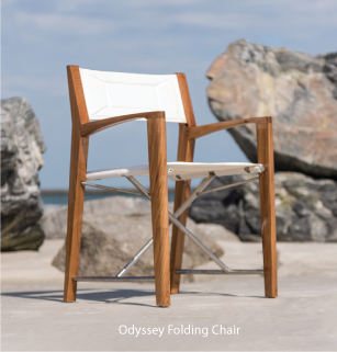 Odyssey Chair by Westminster Teak