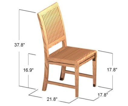 Silla Louis Dining Chair - Picture D