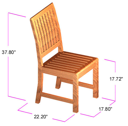 Sussex Dining Chair - Picture C