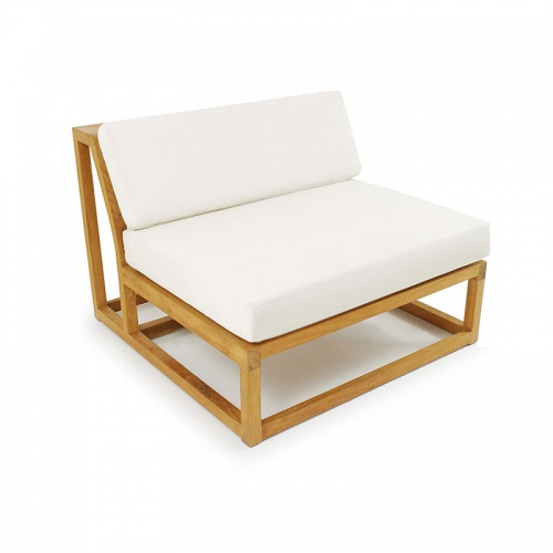 Teak Lounge Chairs - Picture A