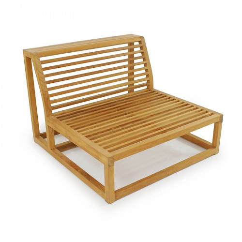 Teak Lounge Chairs - Picture E