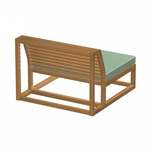 Teak Lounge Chairs - Picture F