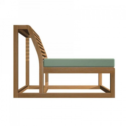 Teak Lounge Chairs - Picture G