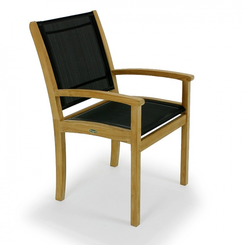 Teak Armchair - Picture A