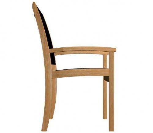 Teak Armchair - Picture B