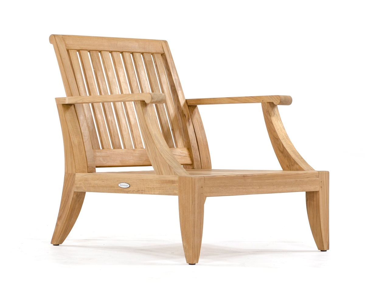 Remarkable Laguna Teak Lounge Chair And Ottoman Westminster Teak Outdoor Furniture Pabps2019 Chair Design Images Pabps2019Com
