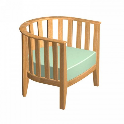 Kafelonia Chair Frame - Picture G