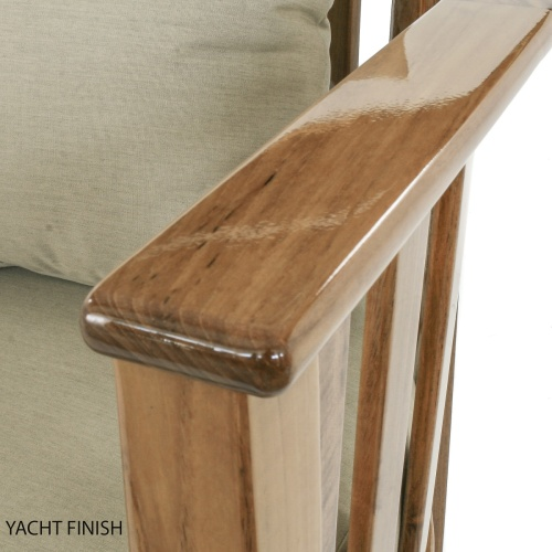 Kafelonia Teak Club Chair - Picture G