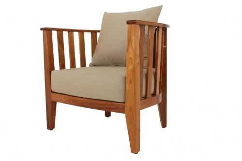 teak seating