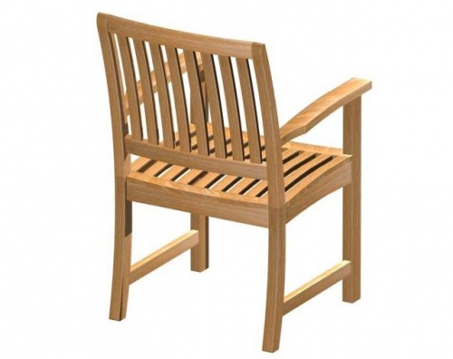 Sussex Teak Armchair 2007 - Picture B