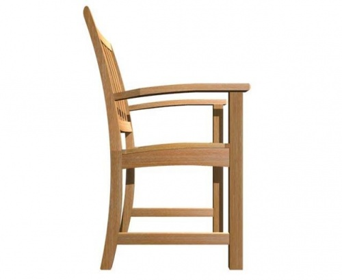 Sussex Teak Armchair 2007 - Picture C