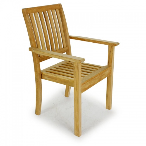 Sussex Stacking Armchair - Picture A