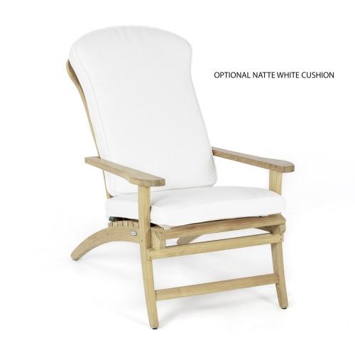 Teak Adirondack Chair - Picture I