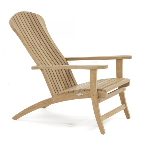 Teak Adirondack Chair - Picture K