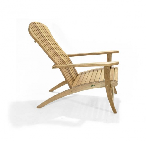 Teak Adirondack Chair Clearance Sale - Picture A