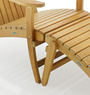 Teak Adirondack Chair Clearance Sale - Picture D