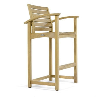 Somerset Teak Bar Stool