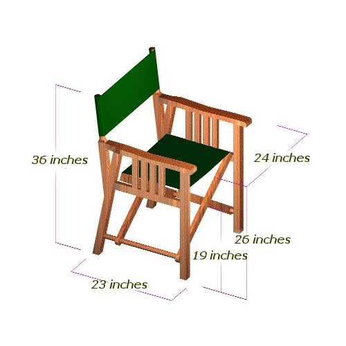Directors Chair - Picture E