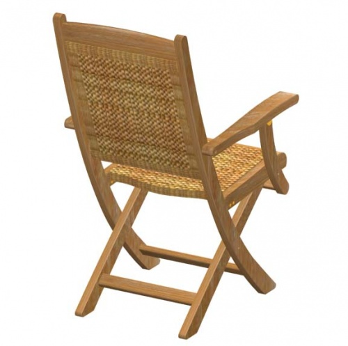 Bali Teak Folding Chair Clearance - Picture B