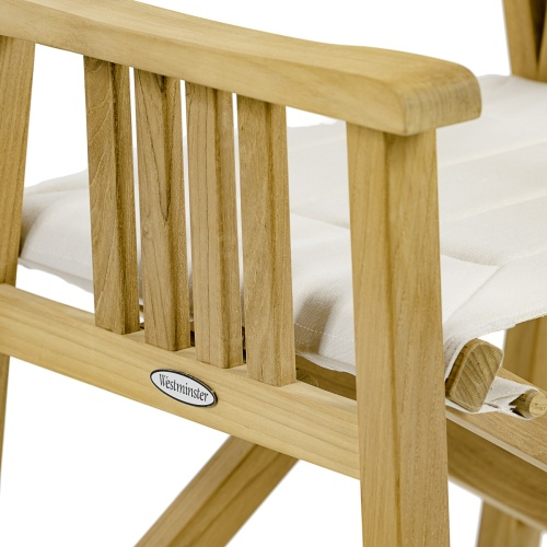 Barbuda Director Chair Frame - Picture E