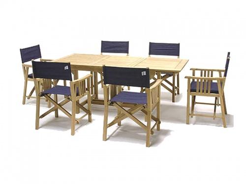 Barbuda Directors Chair - Picture C