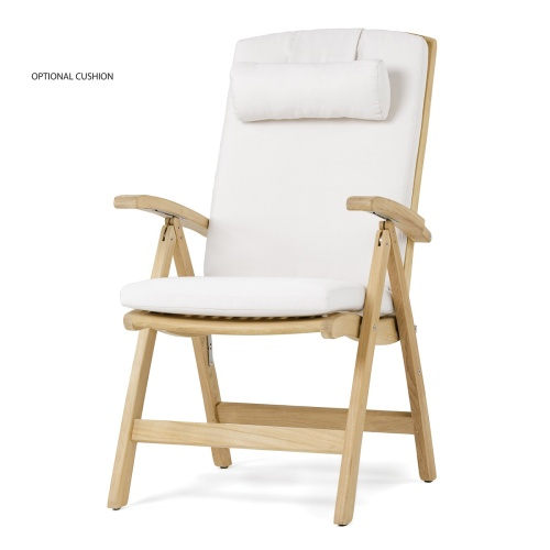 Barbuda Recliner Chair - Picture H