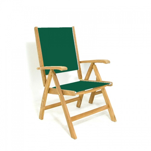 Westminster Sunbrella Recliner - Picture A