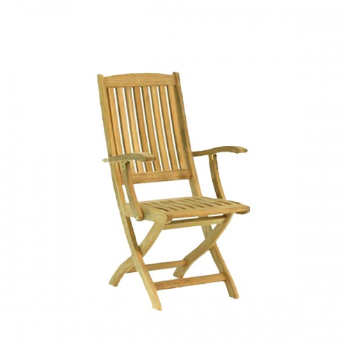 Sumatra Armchair - Picture A
