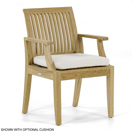 Laguna Dining Armchair (Refurbished) - Picture G